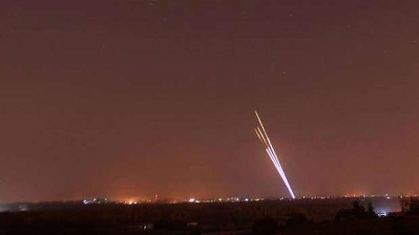 صواريخ باتجاه إسرائيل (أرشيفية)