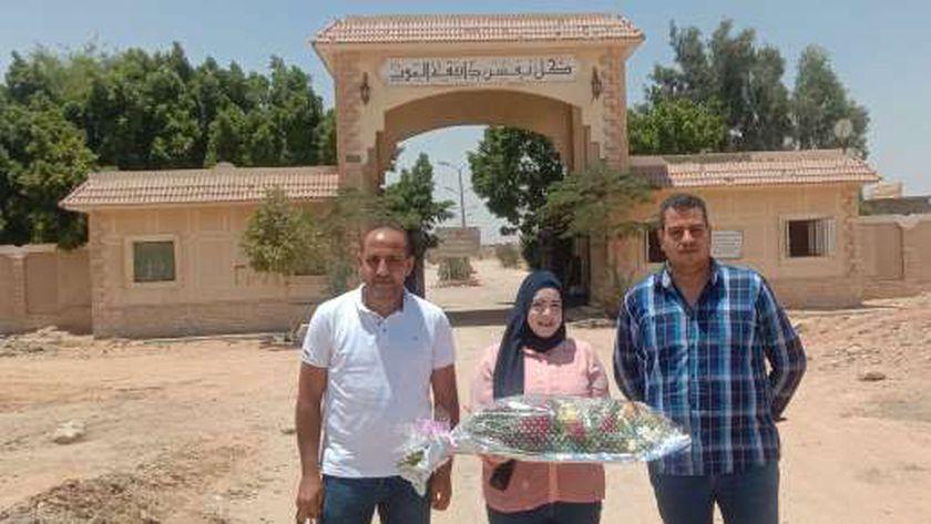 مبادرة شباب الأامل تحي ذكري شهد