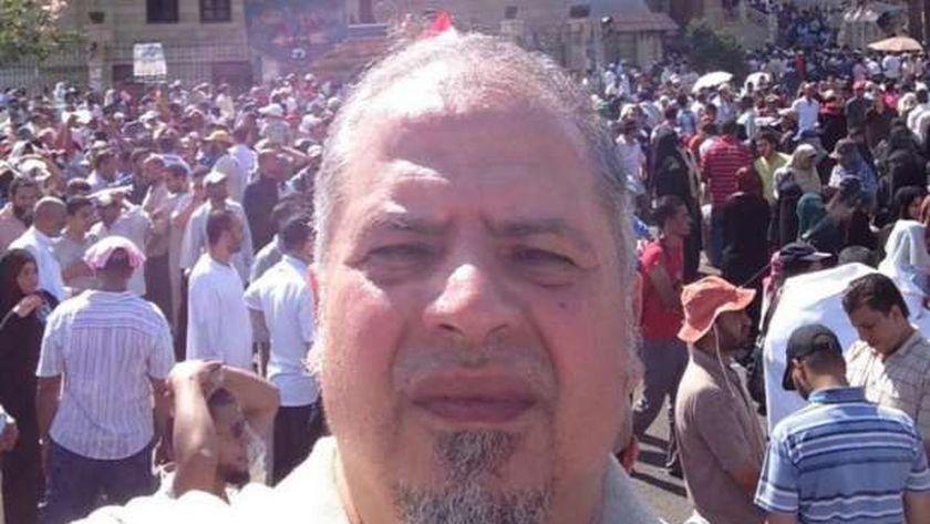 المواطن المصري محمد نصر