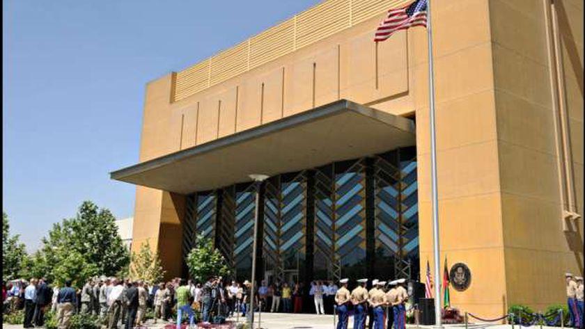السفارة الأمريكية في العاصمة الأفغانية «كابول»
