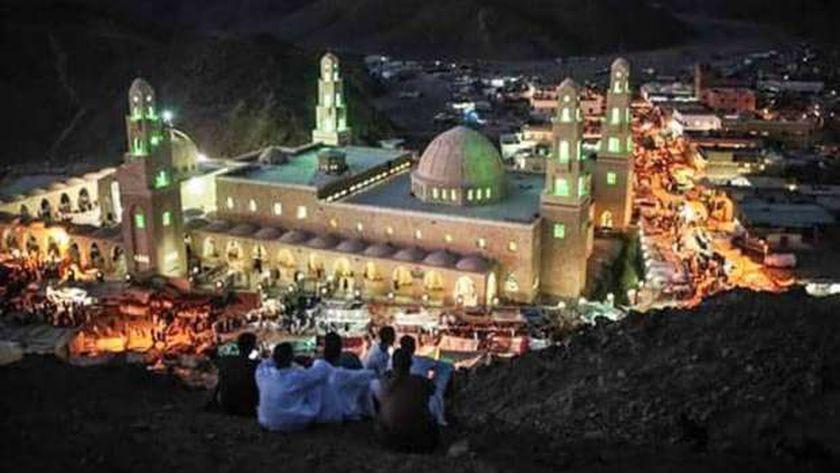 مسجد وضريح ابو الحسن الشاذلى.. صورة أرشيفية
