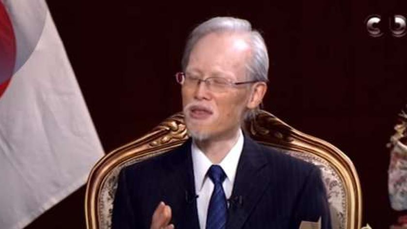 السفير نوكي ماساكي، السفير الياباني بالقاهرة