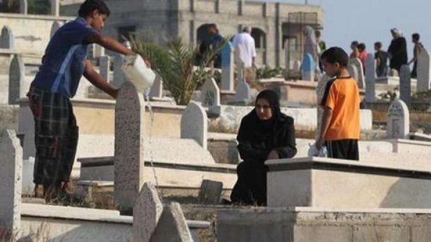 زيارة القبور
