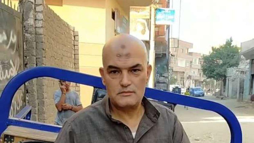 إبراهيم الشاهد سائق تروسيكل حاصل على دكتوراه