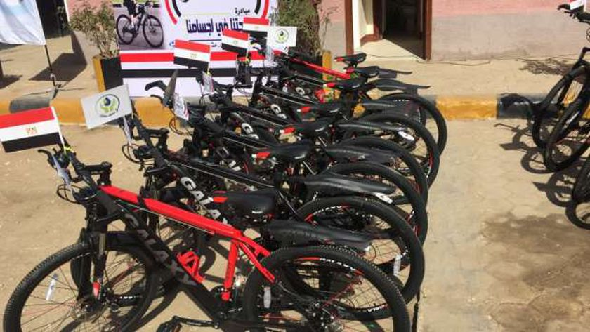 القاهرة تجهز لاطلاق مشروع بسكلته