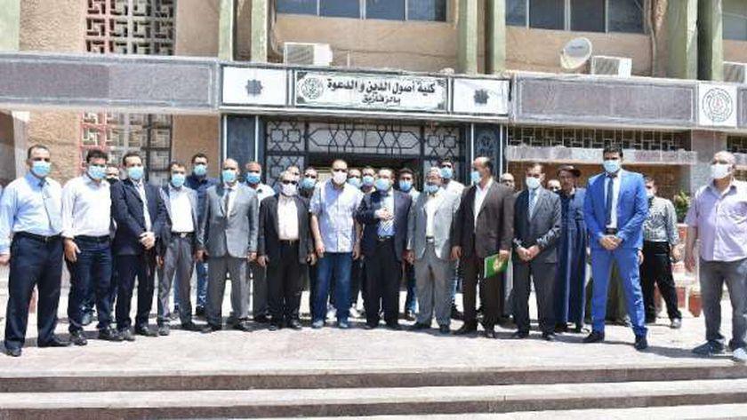 إنشاء مستشفى لخدمة 35 ألف طالب وطالبة بكلية أصول الدين والدعوة بالزقازيق