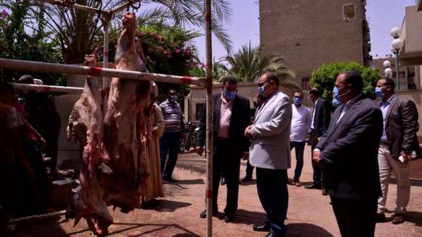 ذبح وتوزيع 150 عجل من خلال مؤسسة مصر الخير على الاسر الاكثر احتياجاً خلال عيد الاضحى بأسيوط