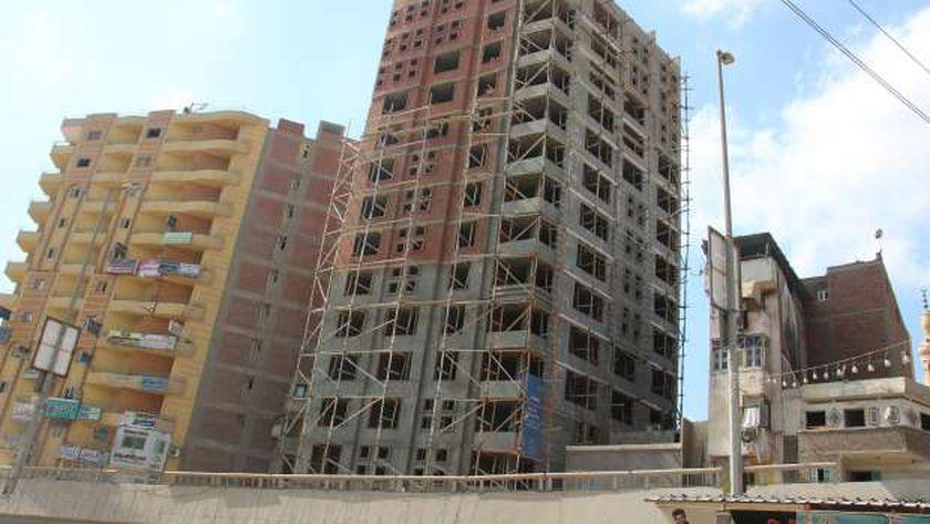 مطالب بتعديل القانون المدني عن مسئولية المقاول في البناء