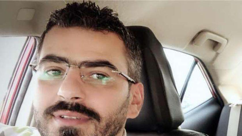 الشهيد البطل عقيد رامي هلال