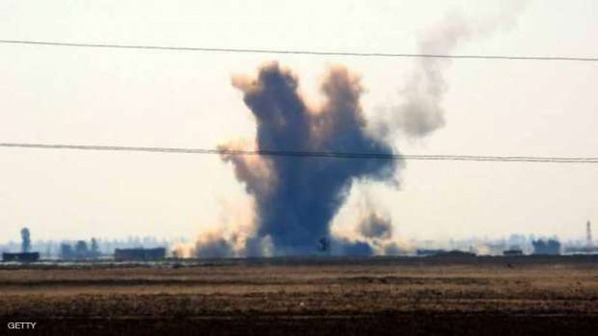 """هجوم على موقف سيارات مطار مدينة أبها السعودية """"صورة أرشيفية"""""""