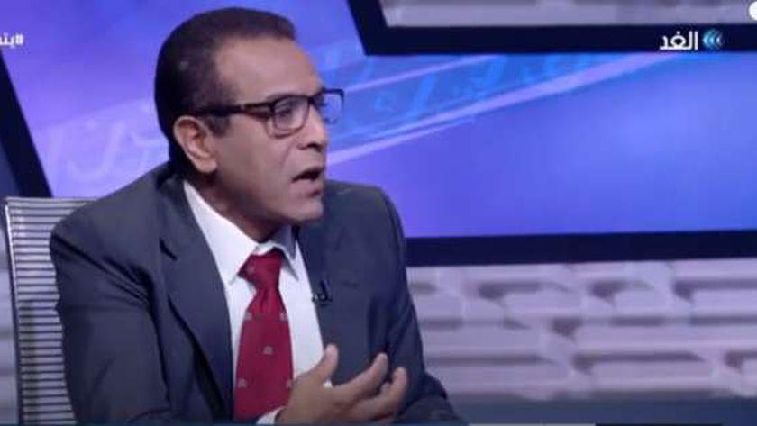 الدكتور مختار بن عبد اللاوي .. أستاذ الفلسفة بجامعة الحسن الثاني في المغرب