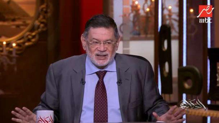 الدكتور ثروت الخرباوي.. المفكر والخبير بشؤون الحركات الإسلامية