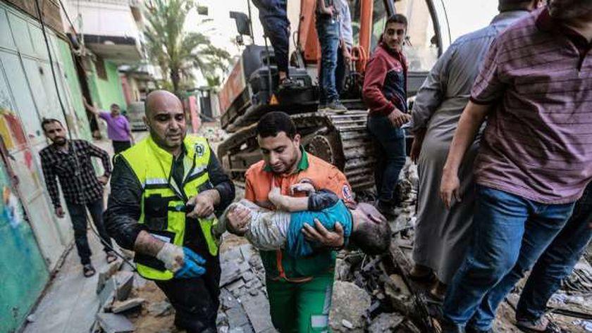 آخر أخبار العدوان الإسرائيلي على فلسطين