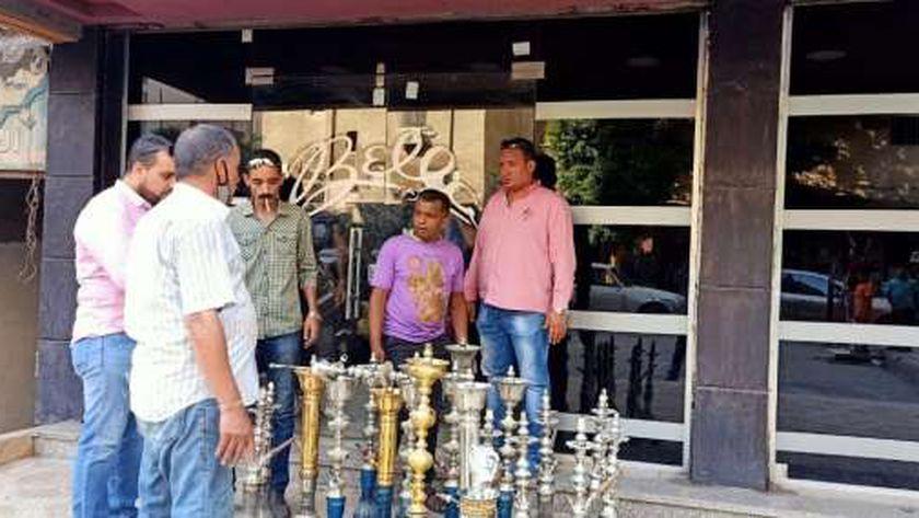 """مصدر: لا نية لعودة """"الشيشة"""" قبل الوصول لـ""""مصل واق"""" ضد كورونا"""