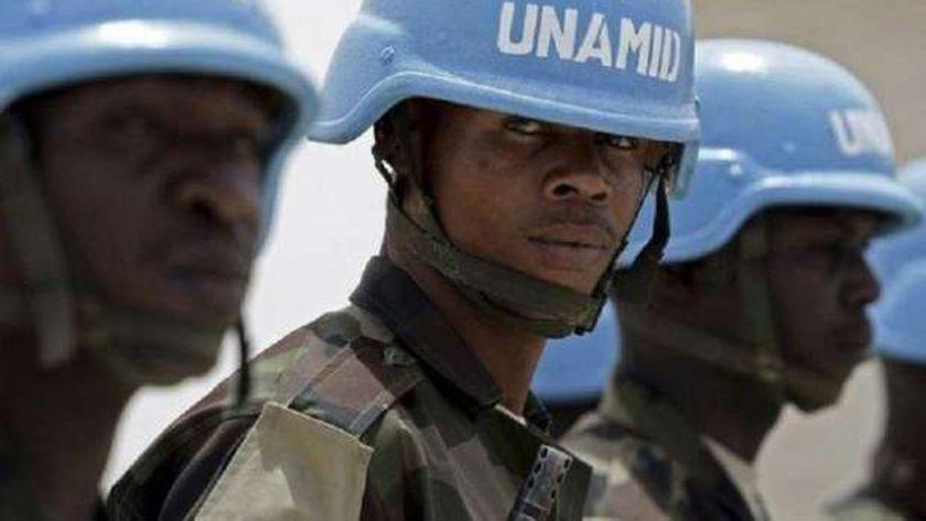 السودان ترحل نحو 36 من قوات حفظ السلام الإثيوبيين إلى مخيم للاجئين