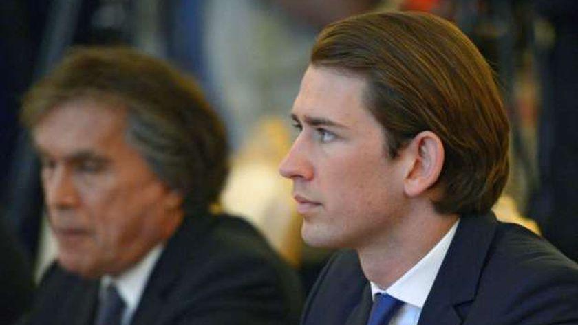 رئيس الحكومة النمساوية المكلف سيباستيان كورتس