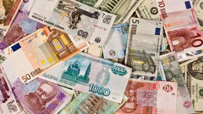 أسعار العملات اليوم في بنك مصر
