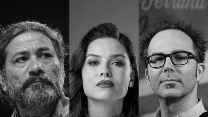 لجنة تحكيم مسابقة البحر الأحمر للفيلم القصير