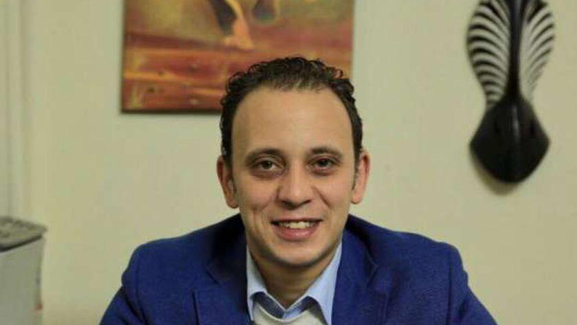 أحمد فتحي مدير مؤسسة شباب بتحب مصر