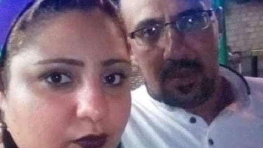 قتيلة الهرم وزوجها