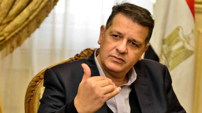 صورة طارق رضوان: كورونا عطلت الحكومة عن بعض الإنجازات – مصر
