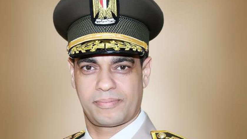 العقيد أركان حرب غريب عبد الحافظ، المتحدث العسكري الرسمي للقوات المسلحة