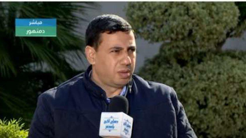 المهندس الشيخ مصطفى إسماعيل