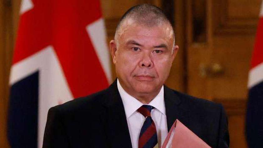 جوناثان فان تام - نائب رئيس الهيئة الوطنية للرعاية الصحية في بريطانيا