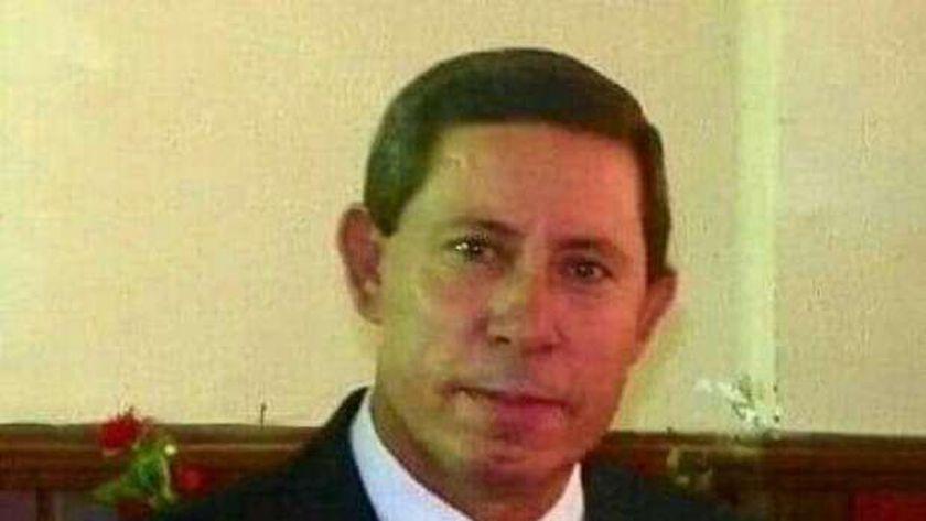 المستشار بهاء المري، رئيس الدائرة الأولى بمحكمة جنايات كفر الشيخ