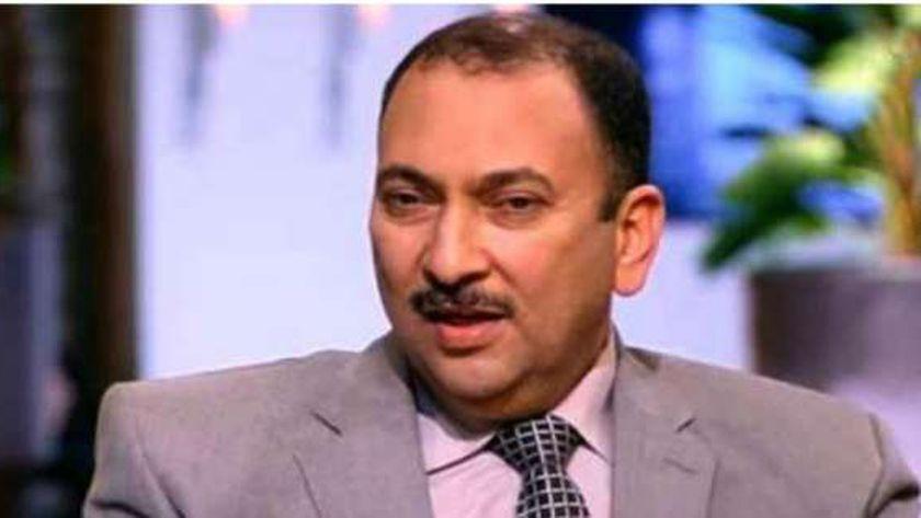 الدكتور طارق الرفاعي مدير منظومة الشكاوي الحكومية