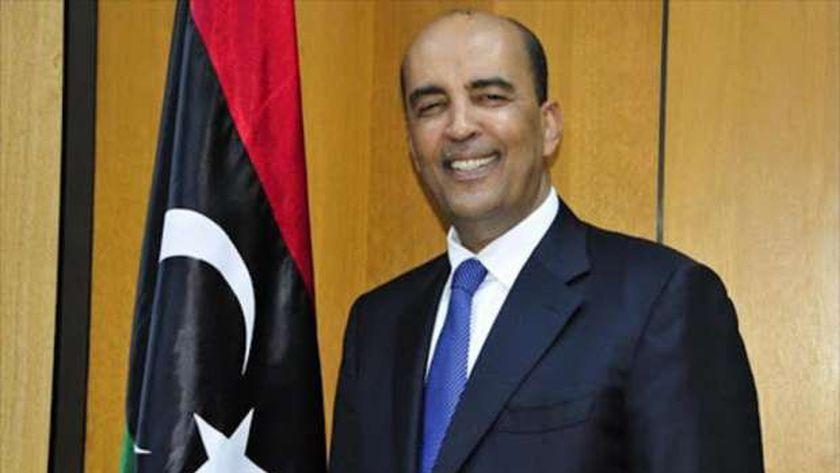 موسى الكوني-نائب رئيس المجلس الرئاسي الليبي