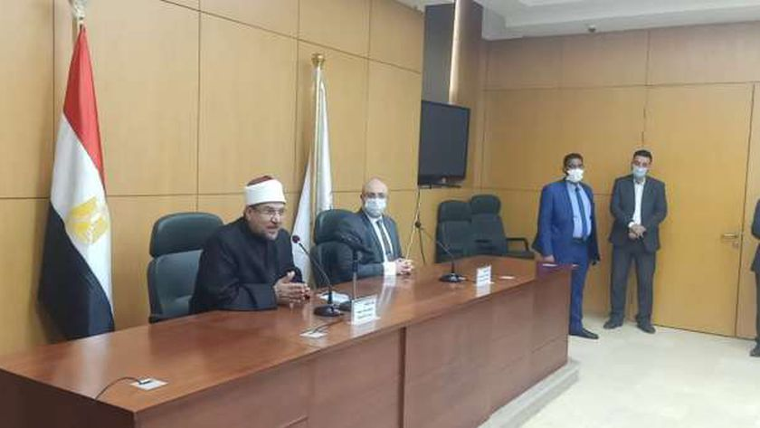 وزير الأوقاف: غلق أي مسجد لا يلتزم المصلين فيه بالإجراءات الأحترازية
