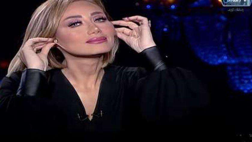 الإعلامية ريهام سعيد