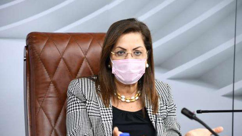 قالت الدكتورة هالة السعيد وزيرة التخطيط والتنمية الاقتصادية