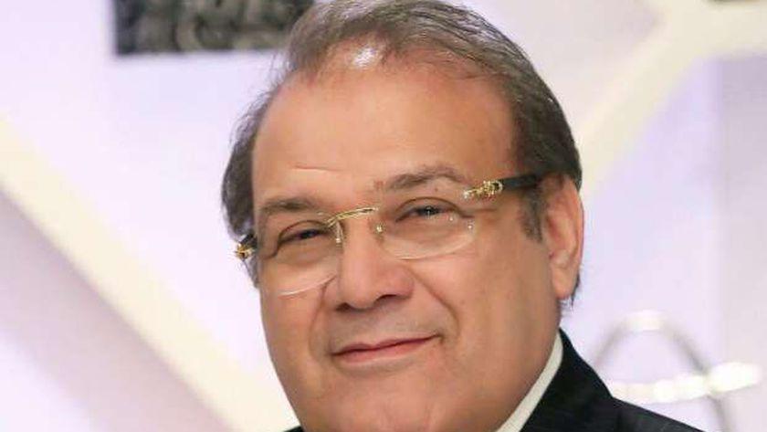 حسن راتب.. رئيس مجلس أمناء جامعة سيناء