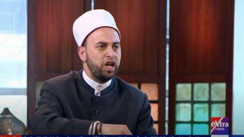 الشيخ أحمد فيصل، عضو مرصد الأزهر لمكافحة التطرف
