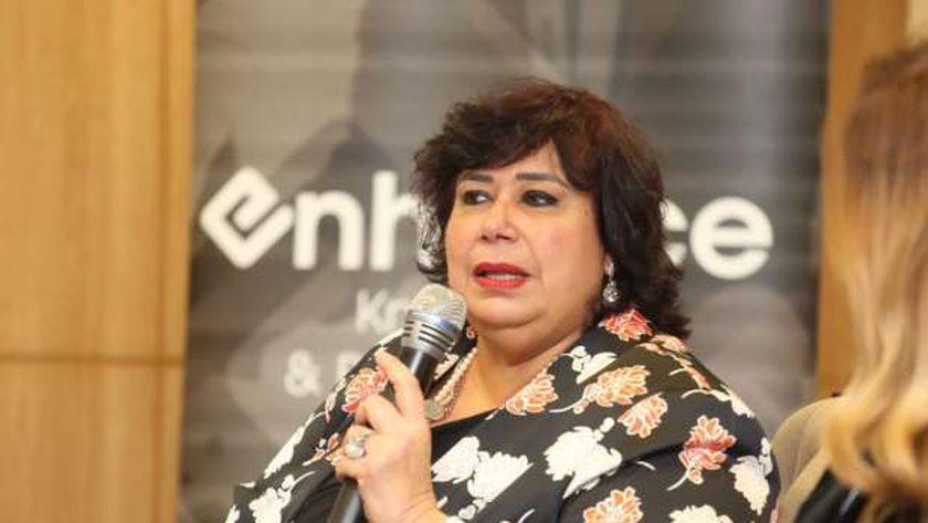 الدكتورة إيناس عبدالدائم