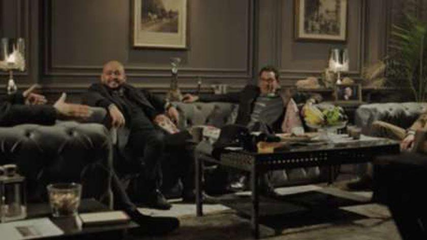خالد الصاوي وطارق لطفي وفتحي عبدالوهاب وأحمد رزق في «القاهرة كابول»