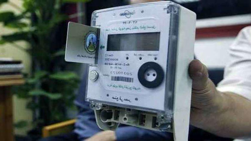 عداد كهرباء.. صورة أرشيفية