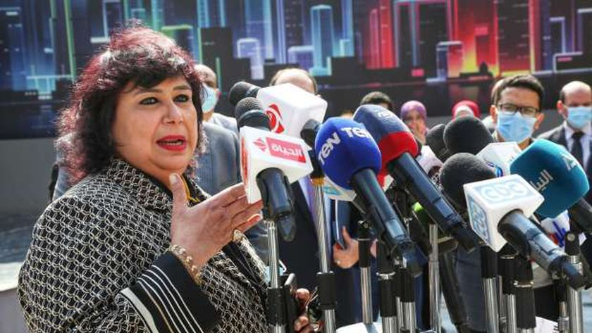 الدكتورة إيناس عبدالدايم