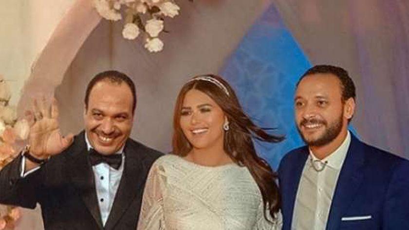 احمد خالد صالح ووالده