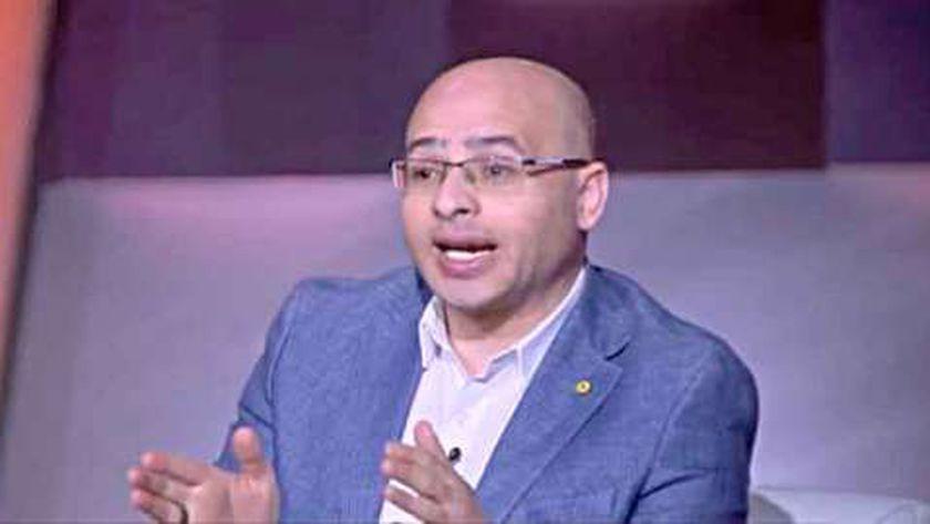 عمرو فاروق .. الباحث في شؤون الحركات الإسلامية