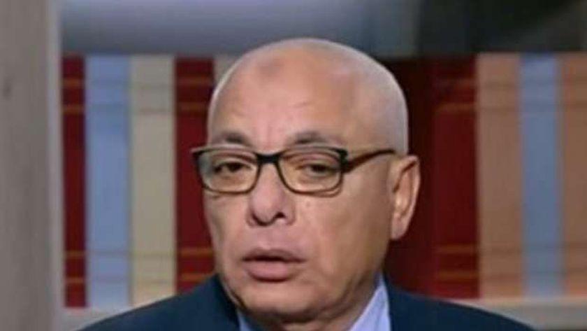 اللواء ممدوح عبدالقادر، مدير الإدارة العامة للحماية المدنية بالقاهرة سابقا