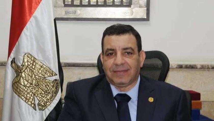 عبدالحكيم محمودرئيس الهيئة العامة للخدمات البيطرية