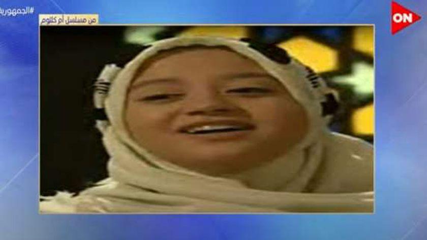 المطربة ريهام عبدالحكيم