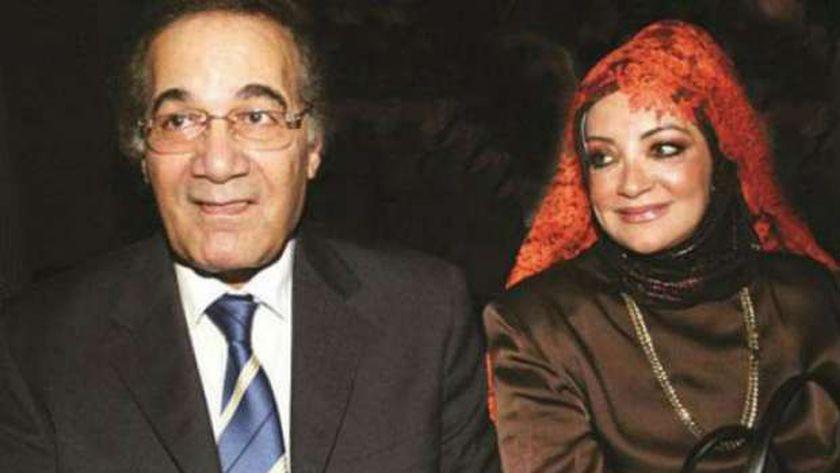 شهيرة ومحمود ياسين