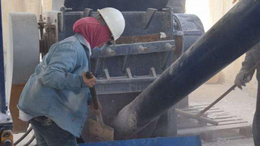 إعدام مخدر التامول في الإسكندرية