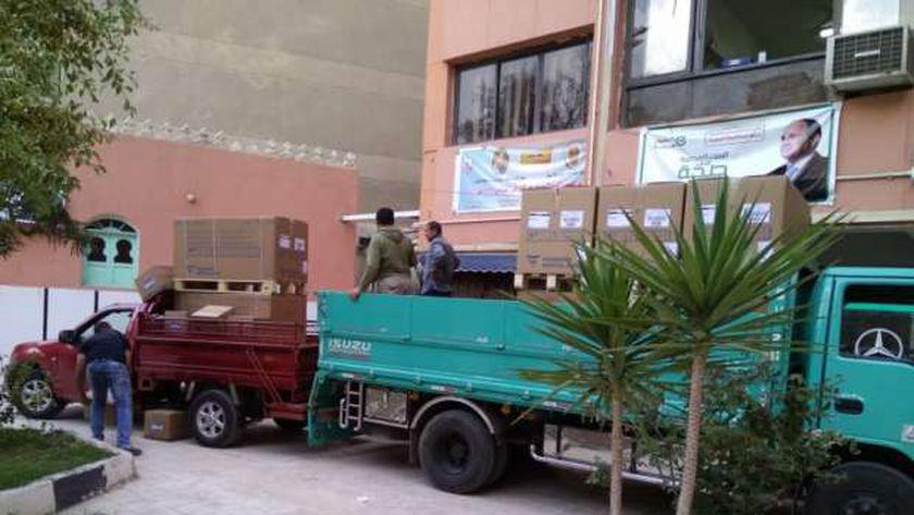 """""""الصحة"""" تدعم مستشفيات الشرقية بـ٢٠ ماكينة غسيل كلوي"""