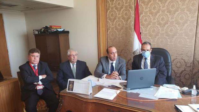 السفير بدر عبد العاطي، مساعد وزير الخارجية للشئون الأوروبية
