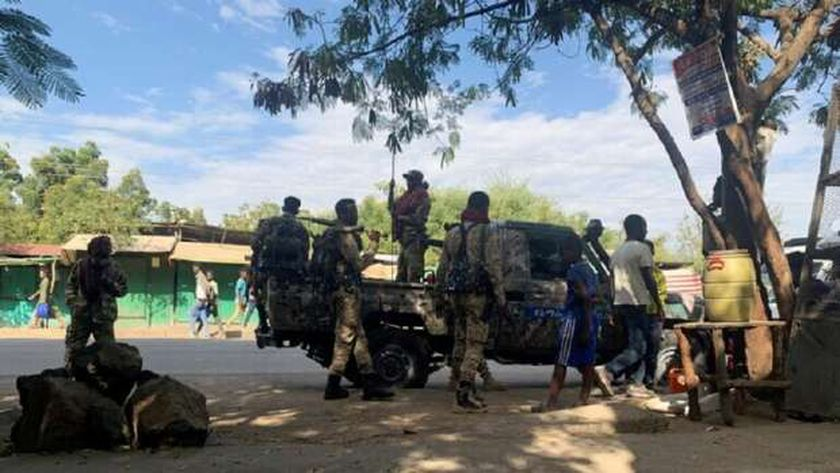إقليم «تيجراي» الإثيوبي